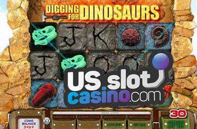 Digging For Dinosaurs HD Slots Review At BetOnSoft Casinos