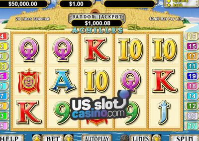 Achilles Slot Machine Online ᐈ RTG™ Casino Slots