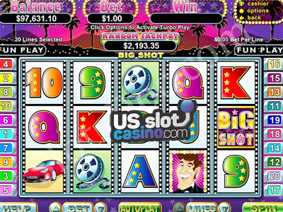 Big Shot Slot Machine – Play the Free RTG Casino Game Online