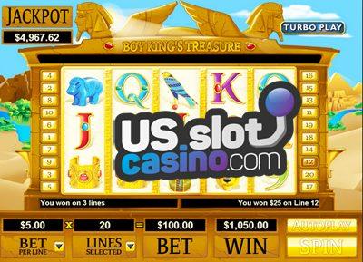 Boy King Progressive Slots Review At RTG Casinos