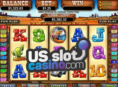 Coyote Cash Slots Review At RTG Casinos