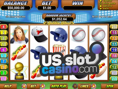 Golden Glove Video Slots Review At RTG Casinos