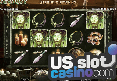 Voodoo Magic Video Slots Review At RTG Casinos