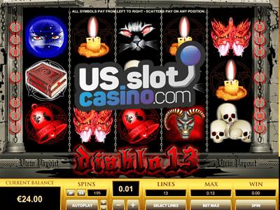 Diablo Slots Review At Top Game Casinos