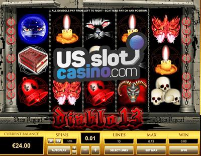 Diablo 13 Slot Machine - Free Online Casino Game by Pragmatic Play