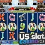 Mystic Dragon Video Slots Game Reviews at USA Online Casinos