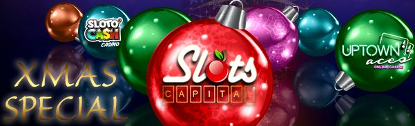 US Online Casinos 12 Days of Christmas Special