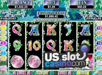 Enchanted Garden Online Slots Review At RTG Casinos