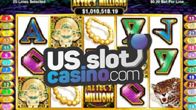 Aztec Millions Online Progressive Slots Reviews At RTG Casinos