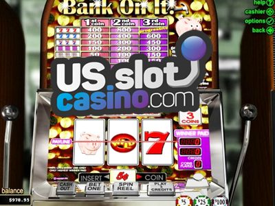 Bank On It Online Slots Review At RTG Casinos