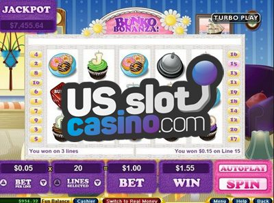 Bunko Bonanza Slots Review At RTG Casinos