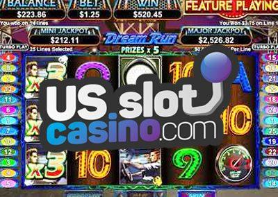 Dream Run Progressive Slots Review At RTG Casinos