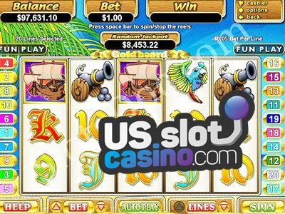 Goldbeard Slots Review At RTG Casinos