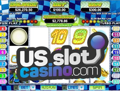 Green Light Slots Review At RTG Casinos