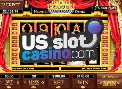 Haunted Opera Slots Review At RTG Casinos