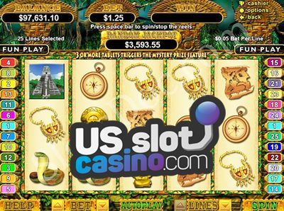 Hidden Riches Slots Review At RTG Casinos