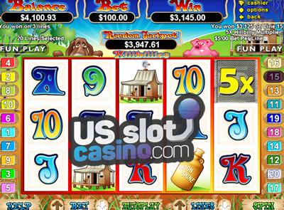 rtg at an online casino