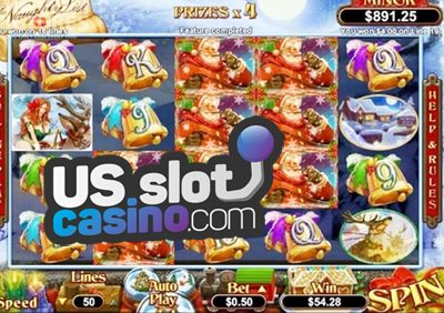 Naughty List Online Slots Review At RTG Casinos