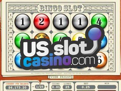 Bingo Slot 25 Slots Review At Top Game Casinos