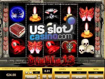 Diablo Slots Review At Top Game Casinos