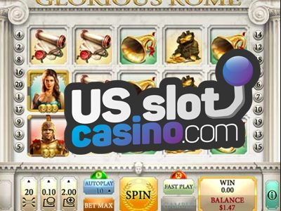 Glorious Rome Slot Review At Top Game Casinos