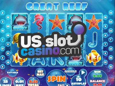 Great Reef Slots Review At Top Game Casinos