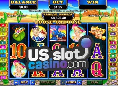 Loose Caboose Slots Reviews At RTG Casinos