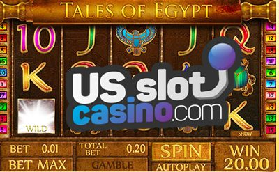 New Tales Of Egypt Slots Reviews At Top Game Casinos