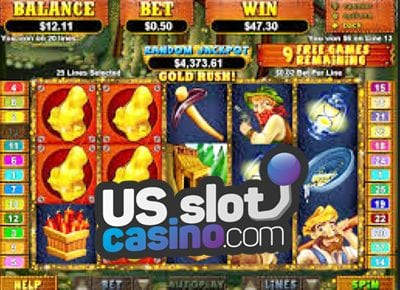 PayDirt Online Slots Games Review At RTG Casinos