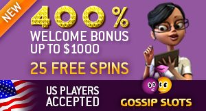 Gossip Slots USA Mobile Slots Casino Online Review
