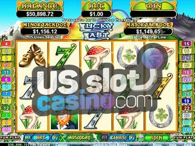 Lucky Last RTG Video Slots Game