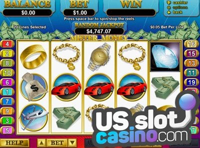 Mister Money Online Slot Game Reviews At USA Online Casinos