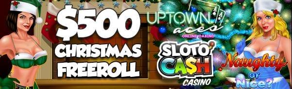 Top Winter USA Online Casino Sites Slots Bonuses