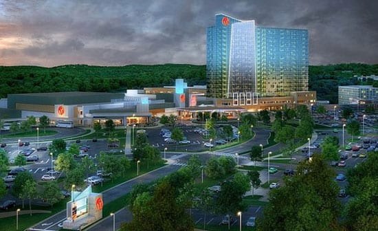 Resorts World Catskills Opens In February 2018