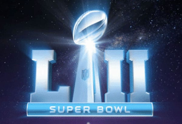2018 Superbowl Betting Odds | Best US Sportsbook